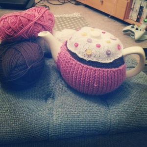 Fairy Cake Tea Cosy